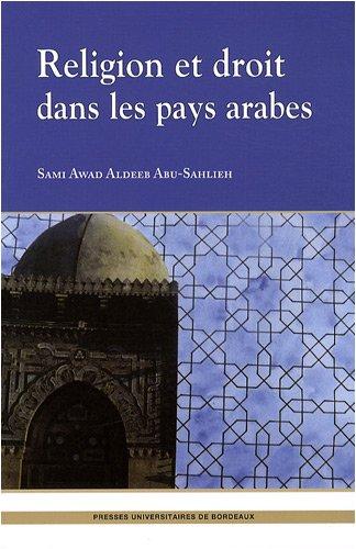Religion et droit dans les pays arabes
