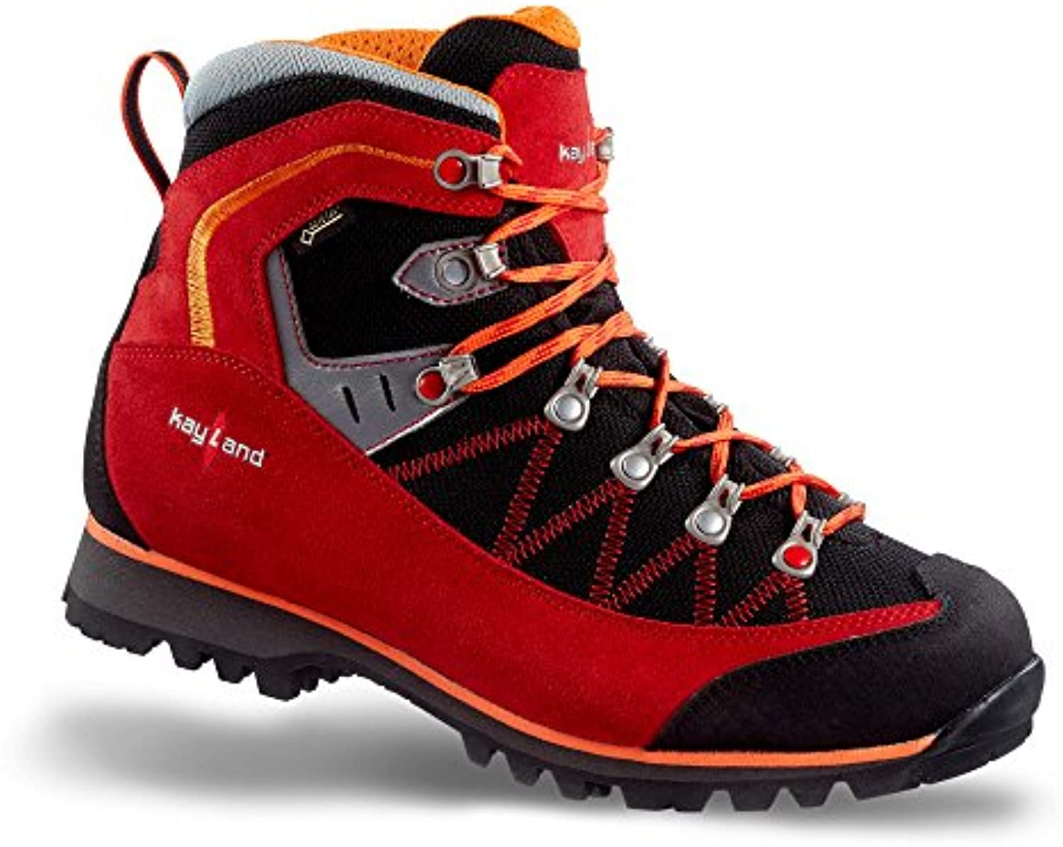 Kayland Shoes Men Hiking Impact W' S GTX DarkGrey