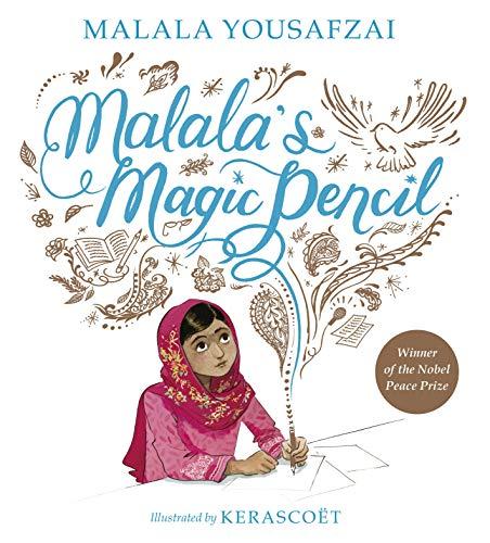 Malala's Magic Pencil (Girls Fly Die)