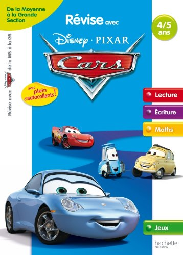 Révise avec Cars - De la Moyenne Section à la Grande Section