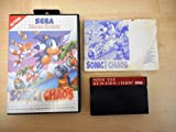 Sonic Chaos MasterSystem