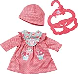 Zapf Creation First Baby Annabell Floral Dress & Hat Outfit With Hanger