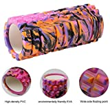 Aurion Foam Roller for deep Tissue Muscle Massage to Enhance Recovery and Performance