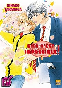 Rien n'est impossible Edition simple Tome 1