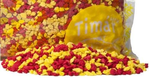 Timar Mix Futterpartikel 800g Mix Partikel für Futter Futtermittel Futterzusatz