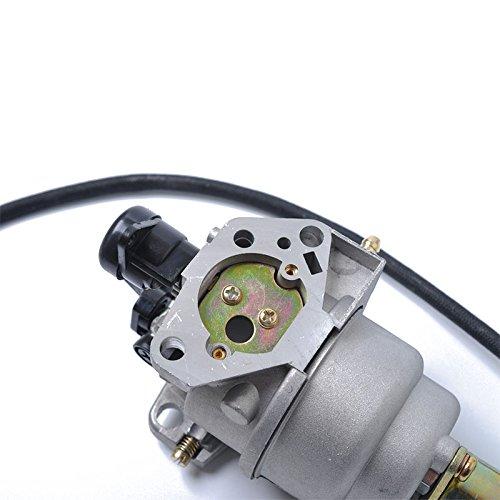 Zantec Carburetor, mit Magnetventil für Honda GX390188F 190/Carb Generator