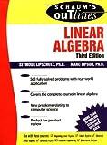Schaum's Outline of Linear Algebra (Schaum's Outline Series)