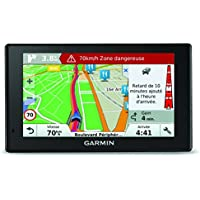 Garmin DriveSmart 50LM Satellite Navigation with Western Europe Lifetime Maps - 5 inch, Black