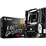 MSI Z170A KRAIT GAMING 3X Intel Z170 LGA1151 ATX - Placa base (DIMM, DDR4-SDRAM, Dual, Intel, PC, Intel)