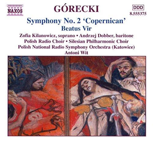 GORECKI - Symphonie n°2