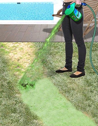 z Hydro Grassaat-System Spritzpistole & Behälter für Garten Gartenarbeit im Freien ()