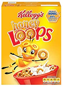 Kellogg's Honey Loops, 375g