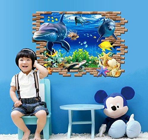 e-love-vivid-3d-motif-le-monde-de-locan-poisson-amovible-stickers-muraux-pour-enfants-chambre-maison
