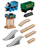 Thomas-Friends-Circuito-tren-del-carbn-Mattel-BBD10