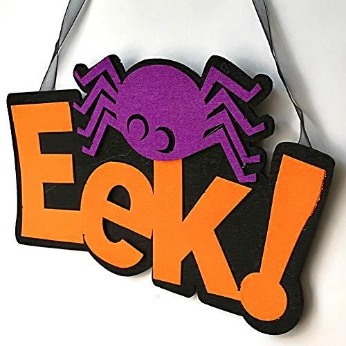 Halloween Dekoration - Spinnenverzierungen, Innenministerium-Partydekorationen