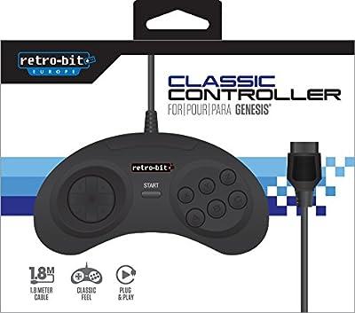Mega Drive Classic Controller Retro-Bit Europe (Electronic Games)