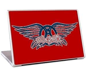 MusicSkins Aerosmith Wings Red Skin for 13 inch MacBook, MacBook Pro, MacBook Air and PC Laptop