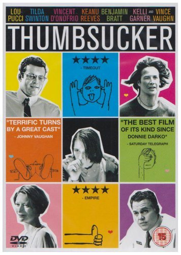 Thumbsucker [DVD] by Lou Taylor Pucci