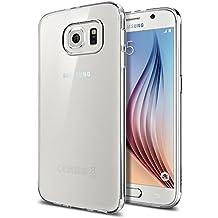 Spigen SGP11307 - Funda para Samsung Galaxy S6, Claro