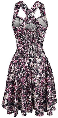 Rockabella Diva Dress Abito multicolore Multicolore