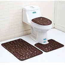 badezimmer garnitur braun - Suchergebnis auf Amazon.de für
