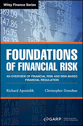 Foundations of Financial Risk: An Overview of Financial Risk and Risk-based Financial Regulation (Wiley Finance) por GARP (Global Association of Risk Professionals)