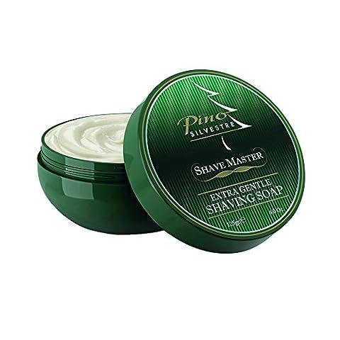 Pino Silvestre Savon de Rasage Extra Doux en Pot de 150 ml