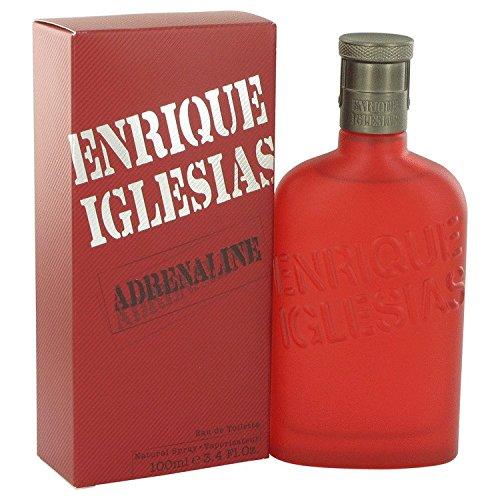 Enrique Iglesias–Adrenaline Eau de Toilette Spray (100ml) (Toilette Adrenaline De Eau)