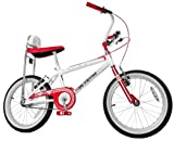 One Direction Girl's 1D Lo-Rider Bike - Red/White, 18 Inch