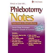 Phlebotomy Notes Pocket Guide to Blood Collection (Davis's Notes)