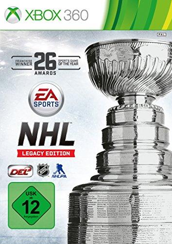 NHL - Legacy Edition - [Xbox 360] - Xbox 360-nhl