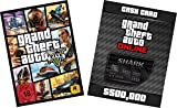 GTA V & Bullenhai Card Bundle [PC Online Code]]