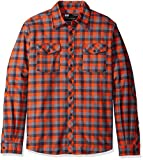 Helly Hansen Workwear Flanellhemd Vancouver Shirt Arbeitshemd, L, orange, 79100