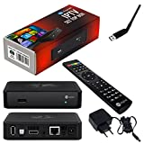 MAG 254 Original IPTV SET TOP BOX Multimedia Player Internet TV IP Receiver + HB Digital Wlan WIFI Stick