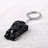 Premium Metal Batman Batmobile Car Keyri...