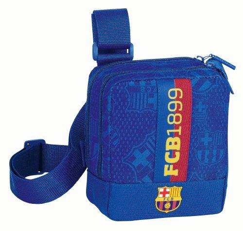 F.C. Barcelona - Bandolera pequeña 14 cm Safta 6
