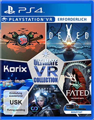 Ultimate VR Collection, Standard [Playstation 4]