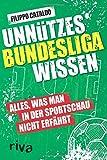 Unnützes Bundesligawissen: Alles, was man in der Sportschau nicht erfährt