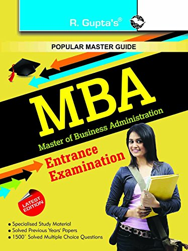 MBA Entrance Exam Guide