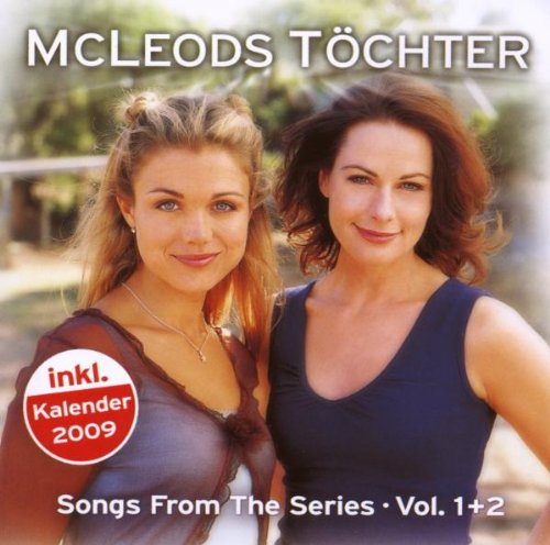 McLeods Töchter Vol. 1+2 (inkl. Kalender 2009)