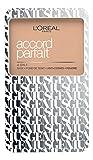 L'Oréal Paris, Accord Parfait Genius 4 in 1 (base, fondotinta, correttore e cipria), 2R Vanille Rosé