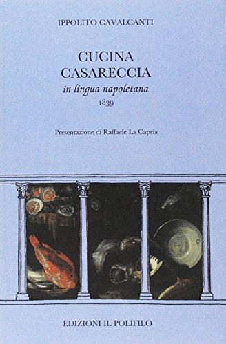 Cucina casereccia in lingua napoletana