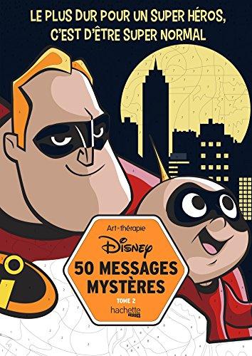 Messages mystères Disney T2