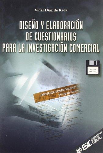 Diseño y elaboración de cuestionarios para la investigación cial. (Libros profesionales) por Vidal Díaz de