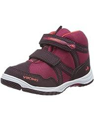 Viking Unisex-Kinder Woodpecker Mid Sneakers