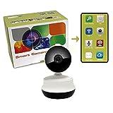 Sicherheitskamera Unsichtbar Überwachungskamera Wifi Kamera Outdoor Dome Kamera Wlan Aussen 3D Echo Rauschunterdrückung Indoor Wifi Connect HD 720 Löschen Q81