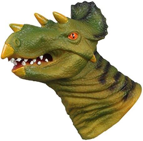 Triceratops Action Tête Marionnette Figure Main Jouet | Soldes  Soldes  Soldes  69981e