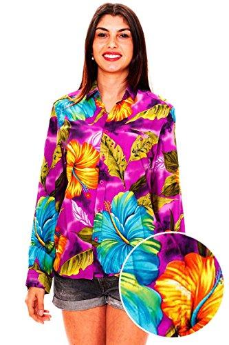 VHO-Camisas-para-mujer-morado