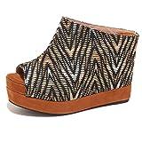 Jeffrey Campbell 5816O Sabot Sandalo Zeppa Sandalo Donna Shoe Woman [40]