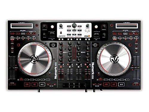 Numark NS6 Digital DJ Mixer 4 Decks USB Audio Interface